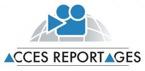 logo de l'association acces reportages