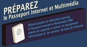 Passeport Internet et Multimédia