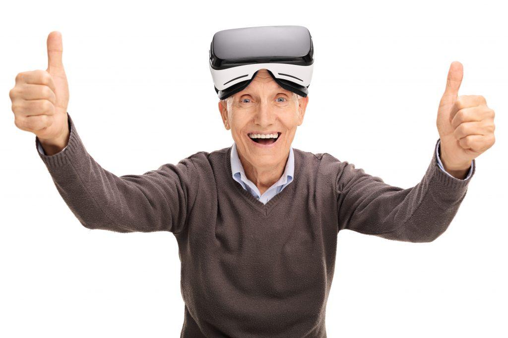animations utilisant la réalité virtuelle
