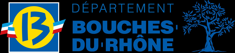 Logo Bouches de Rhône
